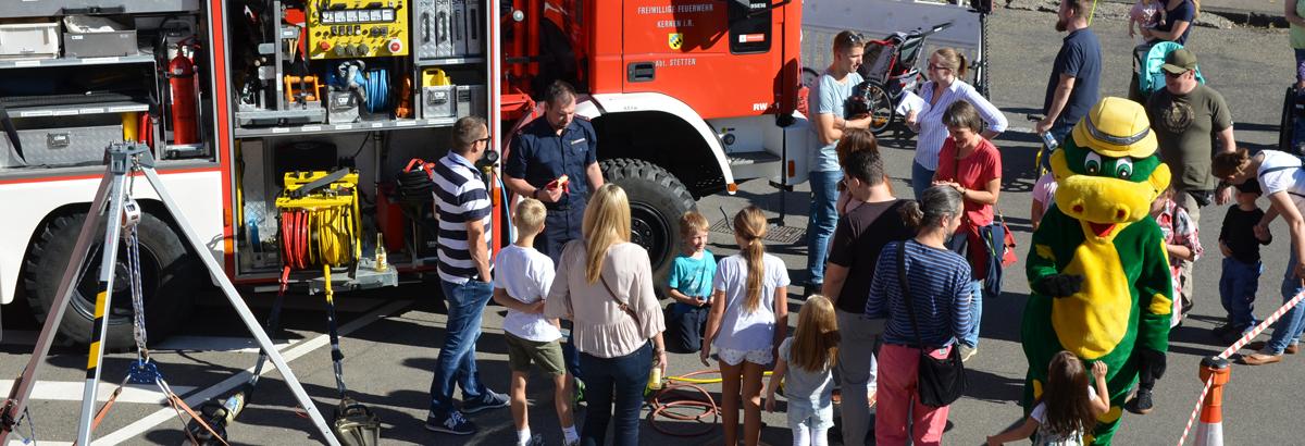 Startseite Feuerwehr Kernen Im Remstal